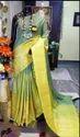 Tussar Gicha Silk Tye Dye Sarees