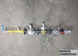 Madas Make High Pressure Gas Train DN 25