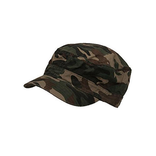 f29a8133b60167 50-60cm Cotton Army Cap, Rs 150 /piece, Rolax Ties Manufacturing ...