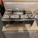 Rectangle Hydraulic Chafing Dish
