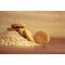 Eggless Chewy Oatmeal Cookies