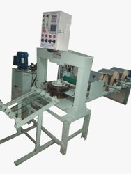 Fully Atomatic Hydraulic Thali and Dona Making Machine