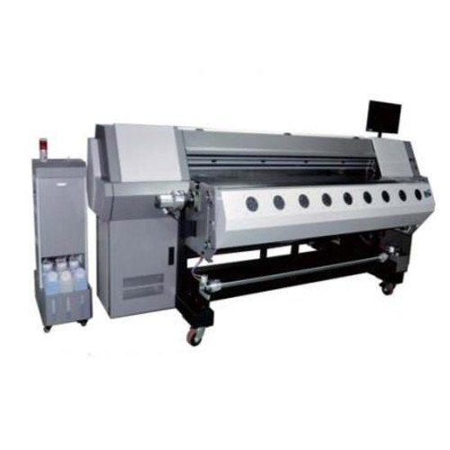 Textile Cotton Printing Machine 1.8 M With Belt System