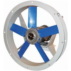 5 And 10 To 2500 Hp Industrial Fans