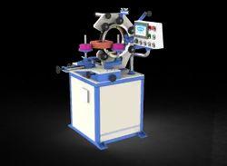 Single Phase 450 Mm Toroidal Coil Winding Machine (gear Head), Model:Ct600h, 1.7.KW