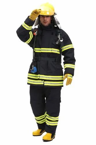 Fire Protection Apparels & Accessories - EN Approved Fire