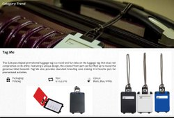 Tag Me - Luggage Tag