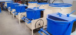 Ss Electric Laboratory Pan Mixer, Capacity: 40 Ltr