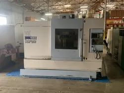 Used & Old Machine - Twinhorn 2004 Vertical Machine Center Available In Warehouse