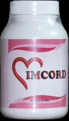 Imcord Capsule, Non prescription, 120 Capsules