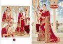 Bridal Wear Georgette Saree - Shehnai