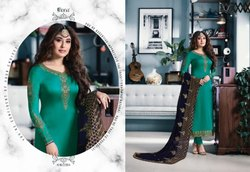 Fiona Kritika Heavy Dupatta Hitlist Fancy Suit