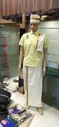 South Indian Restaurant Uniforms