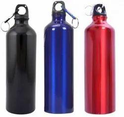 Tech Gear Aluminium Durable Sports Water Bottle For College, School Bottle 750 ML