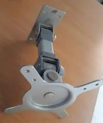 MS Grey Monitor Mounting Clamp Stand, Size: 27