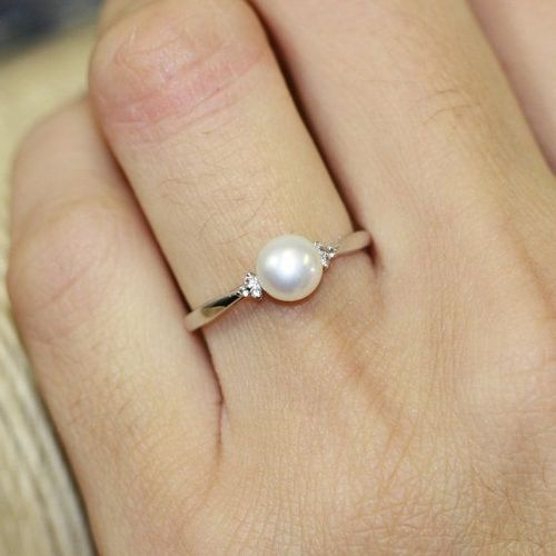 324c02b96c92d south sea pearl - Natural South Sea Pearl Ring Manufacturer from New ...