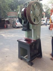 C Frame Pillar Type Power Press