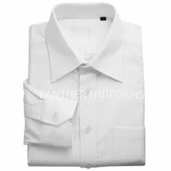 Men Plain Office Full Shirt