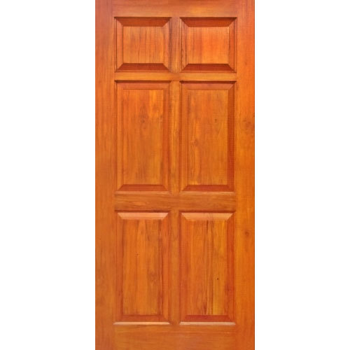 Ghana Teak Wood Door At Rs 8000 Piece Designer Wooden