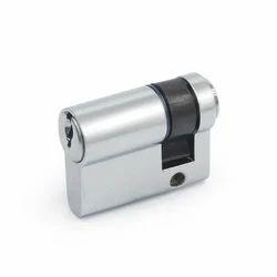 Half Cylinder Key Lock