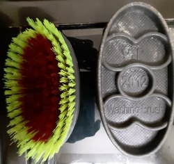 VP 2012 Cloth Brush VP 2012 Cloth Brush