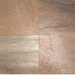 Copper Polish Slate Stone, Thickness: 10-20 mm