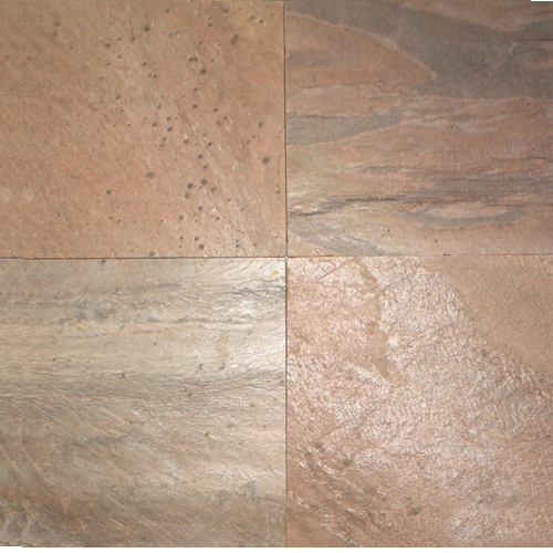 Copper Polish Slate Stone, Thickness: 10-20mm