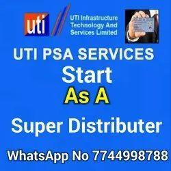 Online UTI PSA PAN SUPER DISTRIBUROR SERVICES