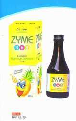 Zyme 365 (Ayurvedic Digestive Enzymes), Packing Size: 200 Ml
