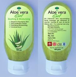 Aloe Vera Orange Gel