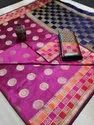 Handloom Weaving Silk Saree