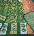Pure Cotton Silk Tilfy Meena Saree