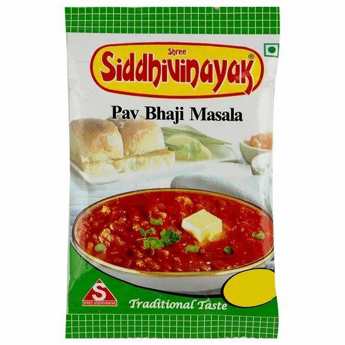 Shree Siddhivinayak 10 G Pav Bhaji Masala a1fbb1ac1