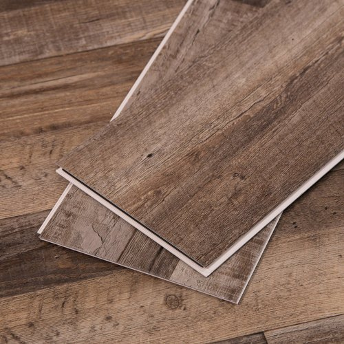 Fiberboard Termite Resistant Wood Laminate Flooring, Thickness: 15 To 20 Mm, Application Areas: Indoor