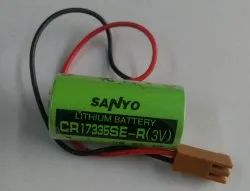 Sanyo CR 17335 Lithium Battery