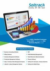 SOLTRACK Small Business Accounting Software, Windows, Single
