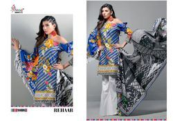 Pakistani Printed Salwar Kameez