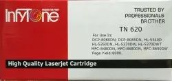 BROTHER TN 620 (TN 620) Compatible Black Toner Cartridge For BROTHER Printers