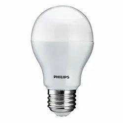 Ceramic Round Philips LED Bulb, 220-240 V