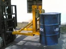 forklift drum barrel handling attachments