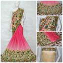 Women's Arrival Chiffon With Shade Effect Saree