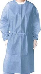 Isolation Gown, Size: Length - 48