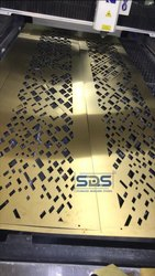 SDS SSS304 Decorative Designer Screen