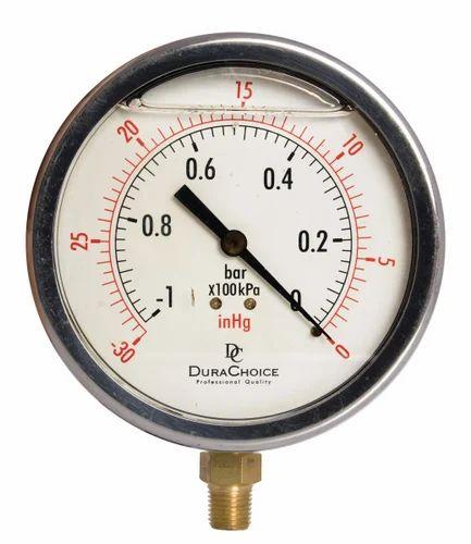 NABL Calibration Service For Pressure Gauge