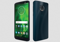 Motorola Black Moto G6 Smartphone