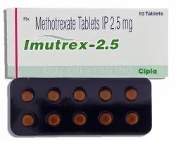 Methotrexate (2.5mg) Imutrex Tablet