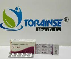 Diclofenac Potassium 50mg Serratiopeptidase 10mg