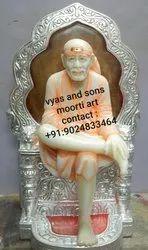 Sai Baba Marble Statues