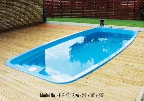 Fibre Glass Swimming Pool