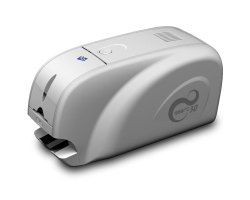 smart No Plastic Id Card Printer, Model Number: Smart30d, Output Hopper Capacity: 25